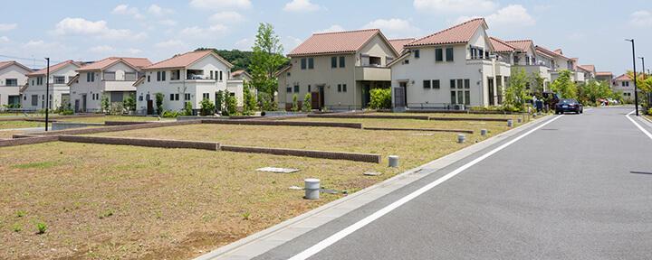 横浜市で注文住宅用の土地をお探しの方