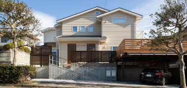 横浜市で注文住宅の二世帯住宅