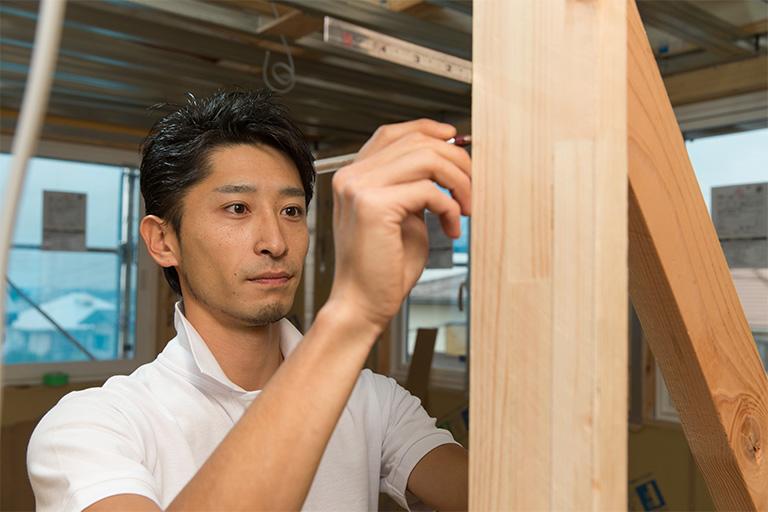 神奈川県横浜市のハウスメーカー採用
