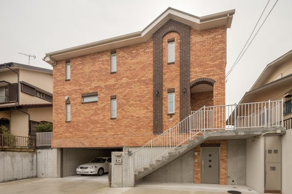 ユニバーサルデザイン仕様、地下室のある家