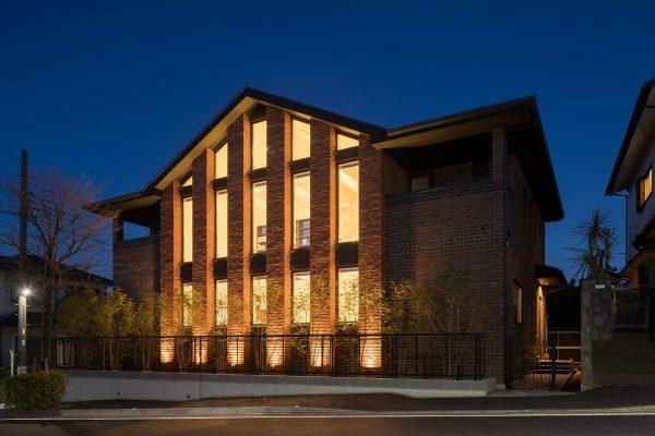 二世代同居型住宅 世代を超えて住み継がれる家