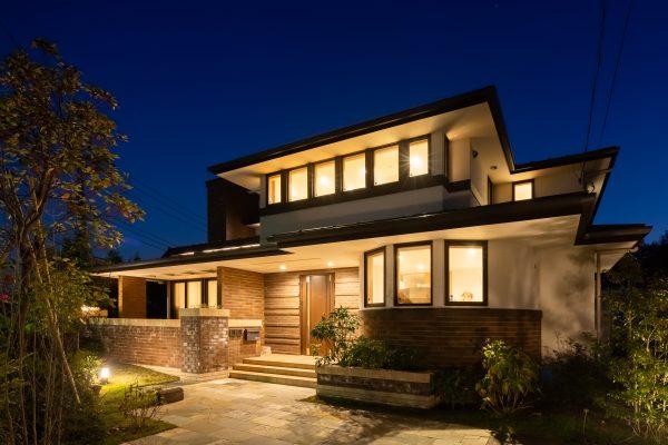 横浜市のおしゃれなデザイン住宅