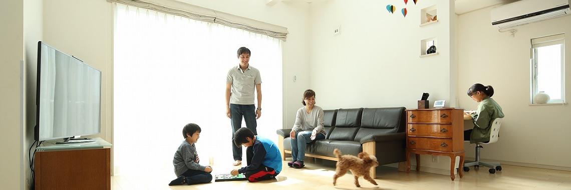 神奈川県横浜市の耐震対策のある家づくり