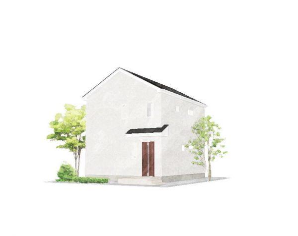 大容量収納のある家