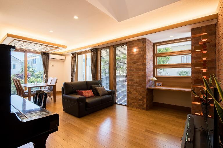 横浜市の木造住宅でも安心の耐震住宅『FPの家』