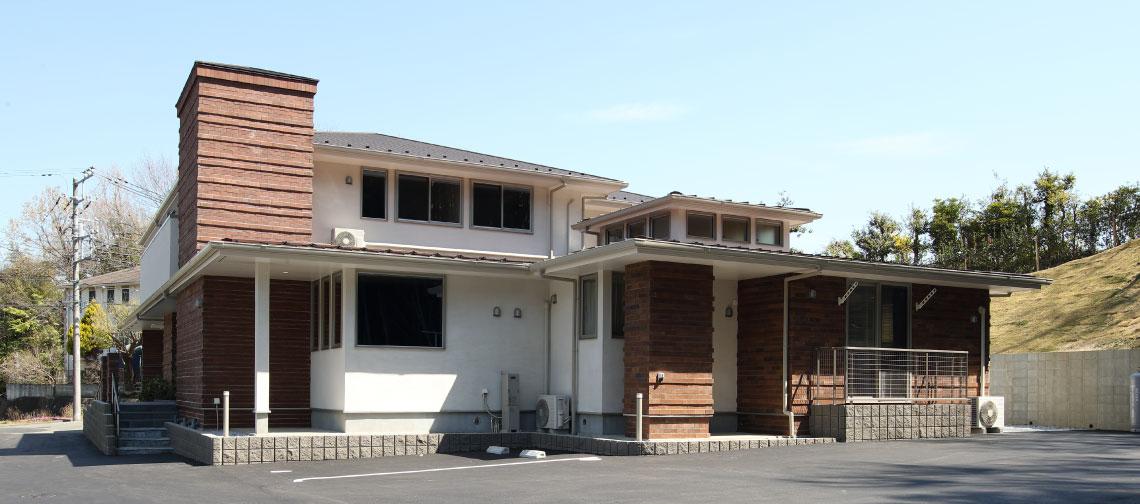 神奈川県横浜市の高級賃貸住宅の外観
