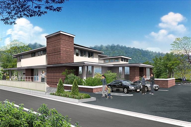神奈川県横浜市の賃貸住宅・併用住宅「I様宅実例」