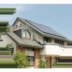 神奈川県横浜市の太陽光&温水床暖房