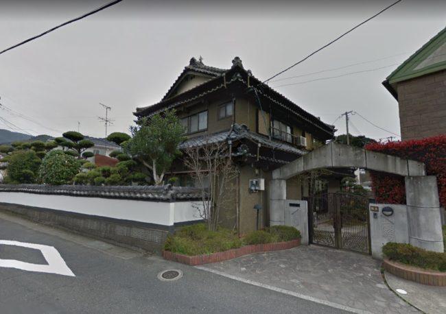横浜市の注文住宅の創業者の実家