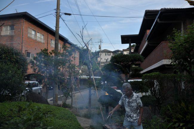 横浜のレンガの家は近代ホーム