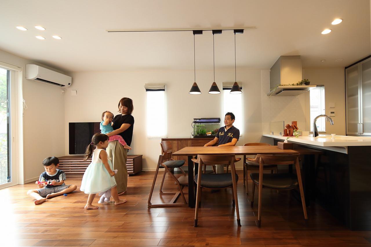 神奈川県横浜市の注文住宅のモデルハウス
