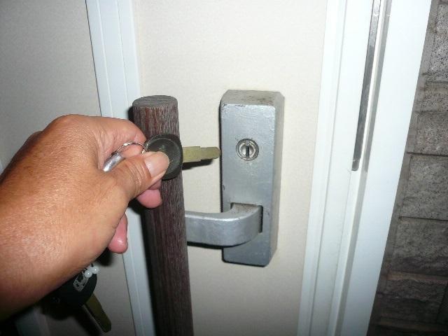 鍵穴には専用の「お薬」を!